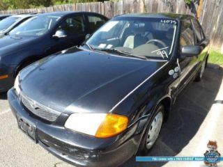 Mazda Protege DX 1999