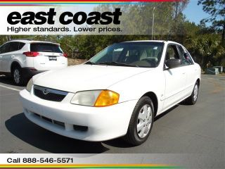 Used 2000 Mazda Protege LX in Myrtle Beach, South Carolina