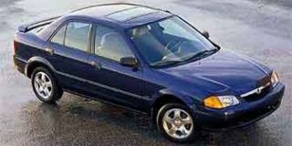 Used 2001 Mazda Protege ES in Albany, Oregon