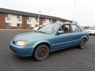 Mazda Protege LX 2002