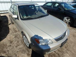 Mazda Protege DX 2002