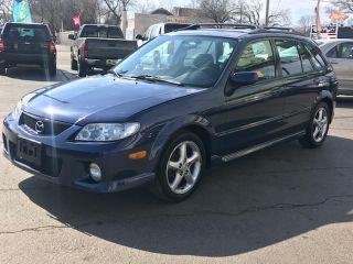 Used 2002 Mazda Protege 5 in Lansing, Michigan
