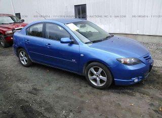 Mazda Mazda3 s 2006