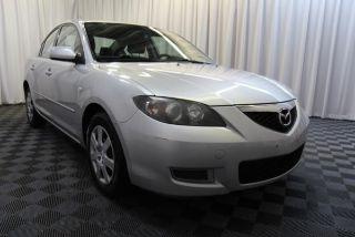Mazda Mazda3 i Sport 2008