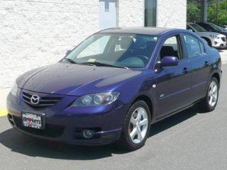 Mazda Mazda3 s Touring 2006