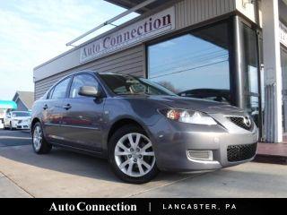 Mazda Lancaster Pa >> Used 2007 Mazda Mazda3 I Sport In Lancaster Pennsylvania