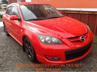Mazda MAZDASPEED3 2009