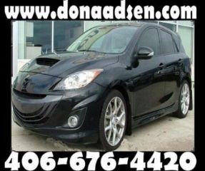 Used 2012 Mazda MAZDASPEED3 Touring in Butte, Montana