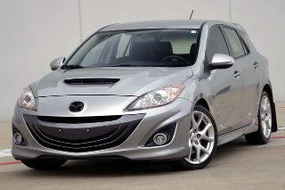 Mazda MAZDASPEED3 2012