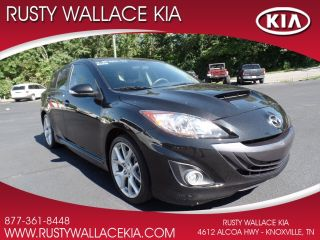 Used 2012 Mazda MAZDASPEED3 Touring in Louisville, Tennessee