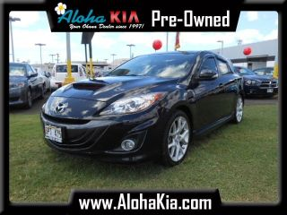 Used 2012 Mazda MAZDASPEED3 Touring in Waipahu, Hawaii