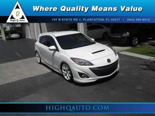 Used 2012 Mazda MAZDASPEED3 Touring in Fort Lauderdale, Florida