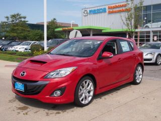 Used 2012 Mazda MAZDASPEED3 Touring in Schaumburg, Illinois