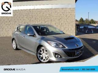 Used 2012 Mazda MAZDASPEED3 in Denver, Colorado