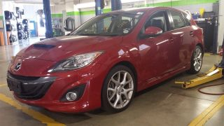 Used 2012 Mazda MAZDASPEED3 Touring in Bountiful, Utah