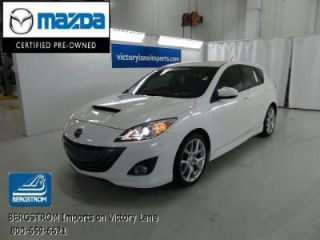 Used 2012 Mazda MAZDASPEED3 Touring in Appleton, Wisconsin