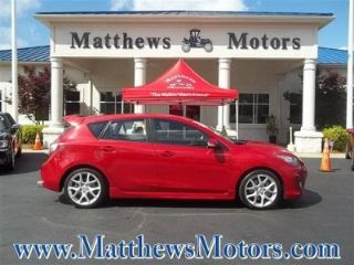 Used 2012 Mazda MAZDASPEED3 in Raleigh, Mississippi