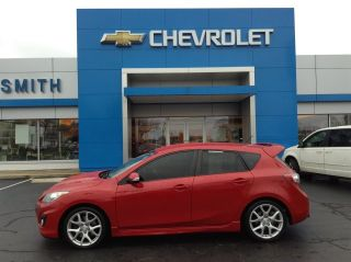 Used 2012 Mazda MAZDASPEED3 Touring in Lowell, Indiana