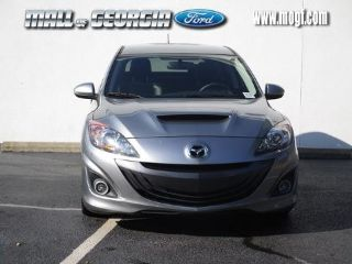 Used 2012 Mazda MAZDASPEED3 Touring in Buford, Georgia