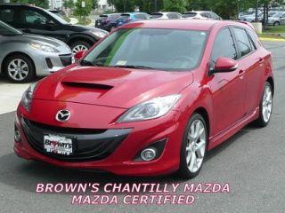 Used 2012 Mazda MAZDASPEED3 Touring in Frederick, Colorado