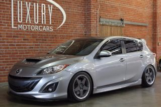 Used 2012 Mazda MAZDASPEED3 Touring in Sacramento, California