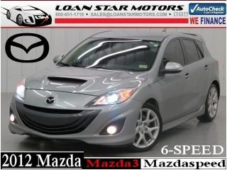 Used 2012 Mazda MAZDASPEED3 Touring in Humble, Texas