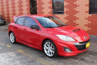 Mazda MAZDASPEED3 Touring 2012