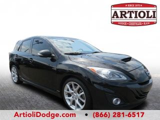 Used 2012 Mazda MAZDASPEED3 Touring in Enfield, Connecticut
