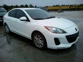 Mazda Mazda3 i Touring 2012