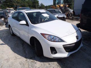 Mazda Mazda3 i Grand Touring 2012