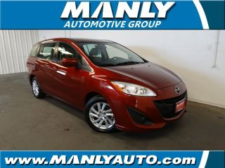 Used 2012 Mazda Mazda5 Sport in Santa Rosa, California