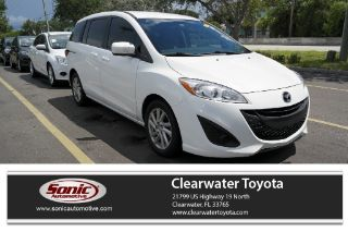 Used 2012 Mazda Mazda5 Sport in Clearwater, Florida