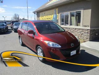 Mazda Mazda5 Sport 2012