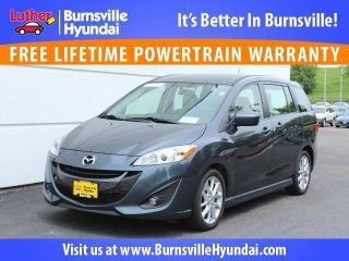 Used 2012 Mazda Mazda5 Touring in Burnsville, Minnesota