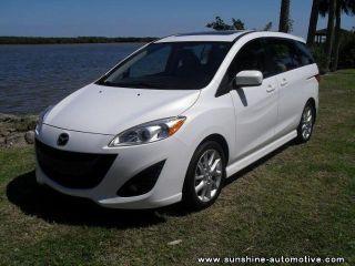 Used 2012 Mazda Mazda5 Grand Touring in Port Orange, Florida