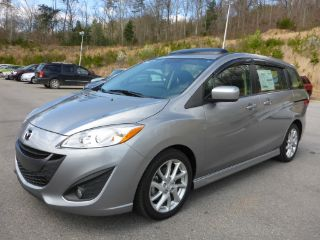 Used 2012 Mazda Mazda5 Grand Touring in Knoxville, Tennessee