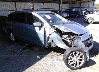 Mazda Mazda5 Grand Touring 2012