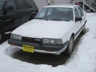 1987 Mazda 626