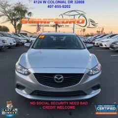 Mazda Mazda6 i Sport 2016