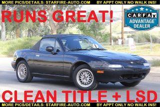 Mazda Miata 1995