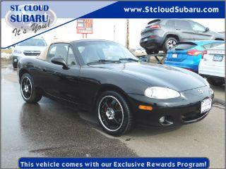 Mazda Miata LS 2001