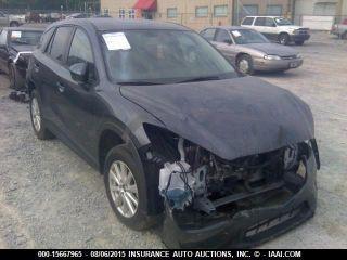 Mazda CX-5 Touring 2013