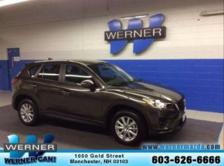 Used 2016 Mazda CX-5 Sport in Manchester, New Hampshire