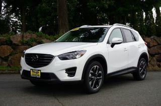 Used 2016 Mazda CX-5 Grand Touring in Edmonds, Washington