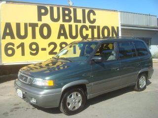 1998 Mazda MPV ES
