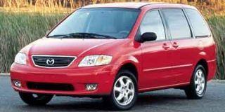 2000 Mazda MPV ES