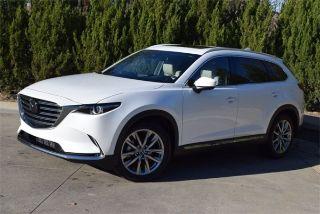 Mazda CX-9 Grand Touring 2018