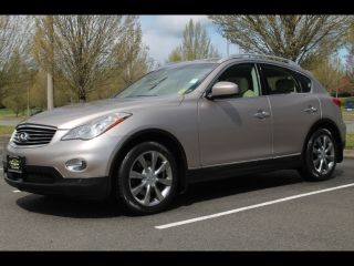Used 2010 Infiniti EX35 in Federal Way, Washington
