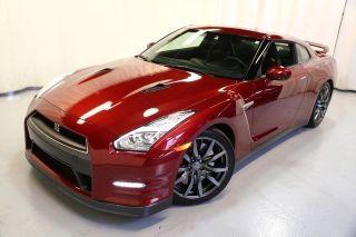 Nissan GT-R Premium 2015