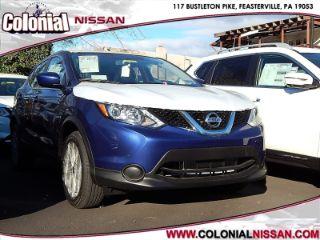 Nissan Rogue Sport S 2018